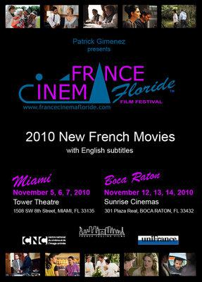 France Cinema Floride (Miami - Boca Raton) - 2010