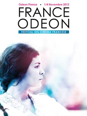 France Odéon, Festival de cinéma français - Florence - 2012