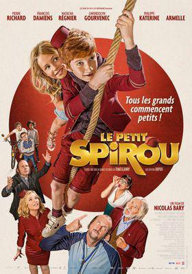 Le Petit Spirou - Poster - Belgium