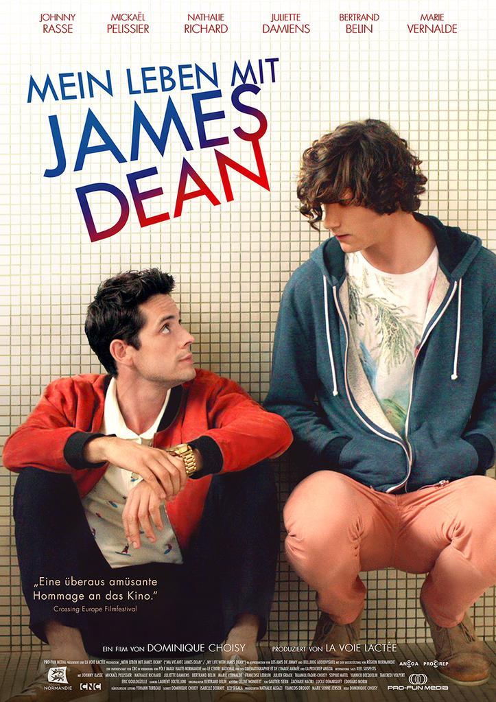 Ma vie avec James Dean - Poster Allemagne