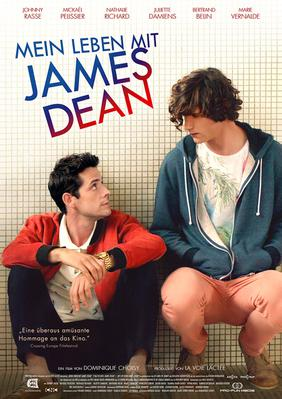 My Life with James Dean - Poster Allemagne