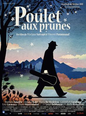 Poulet aux prunes - Poster - France