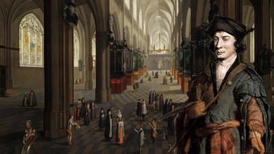 Le Peseur d'or et sa femme, Quentin Metsys (1514)
