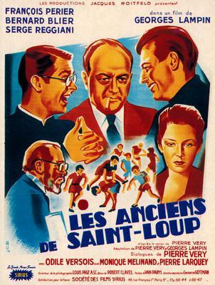 Le Anciens de Saint-Loup