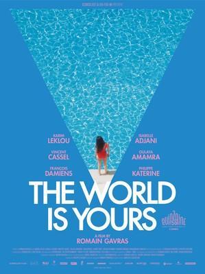 El mundo es tuyo - Affiche teaser
