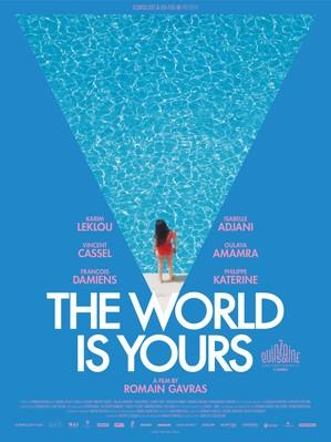 The World is Yours - Affiche teaser