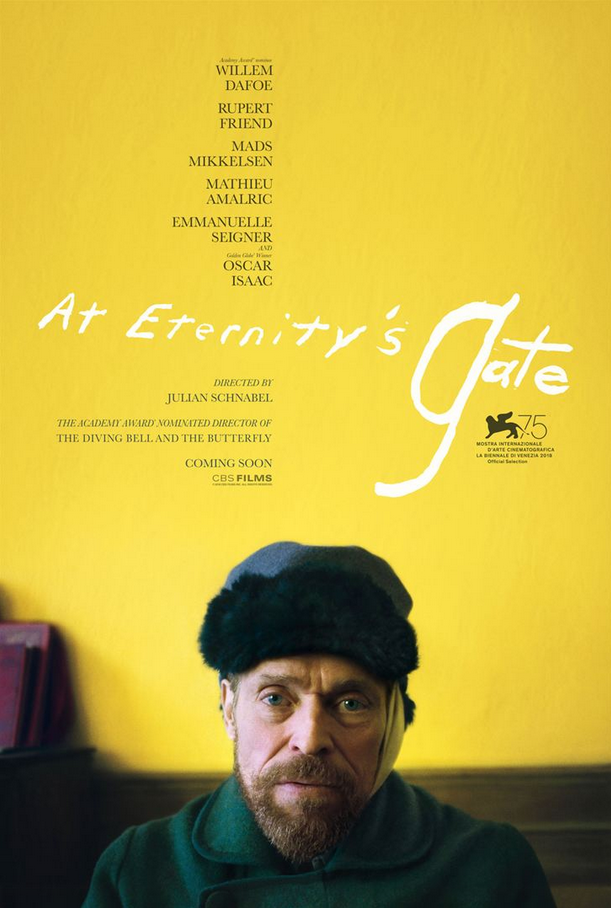 Festival de Cine de Gante  - 2018