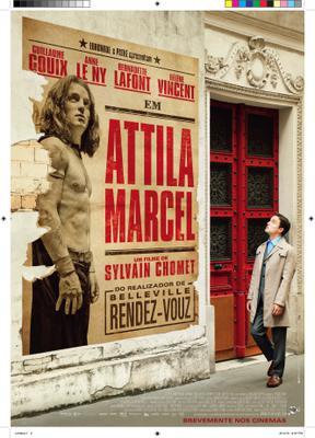 Attila Marcel - © Poster - Portugal