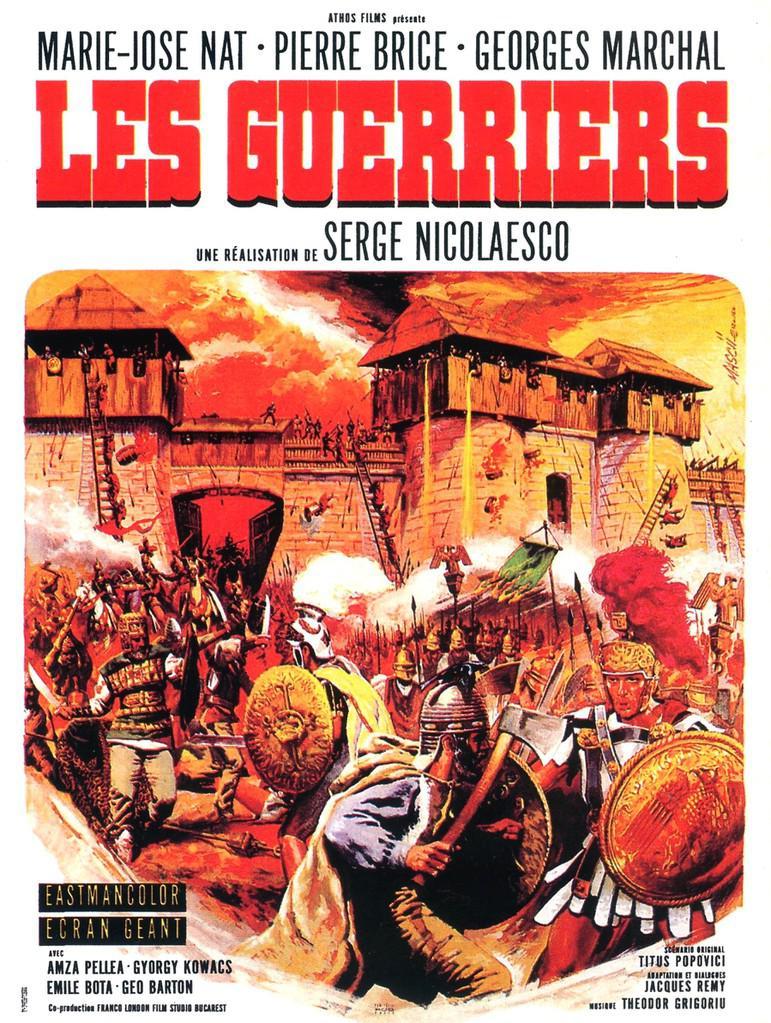 Los Guerreros del imperio