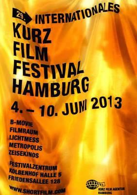 Festival international du court-métrage d'Hambourg - 2013
