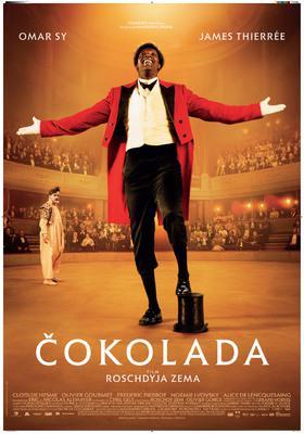 Monsieur Chocolat - Poster - Croatia