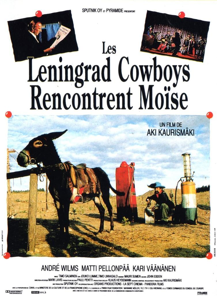 The Leningrad Cowboys Meet Moses
