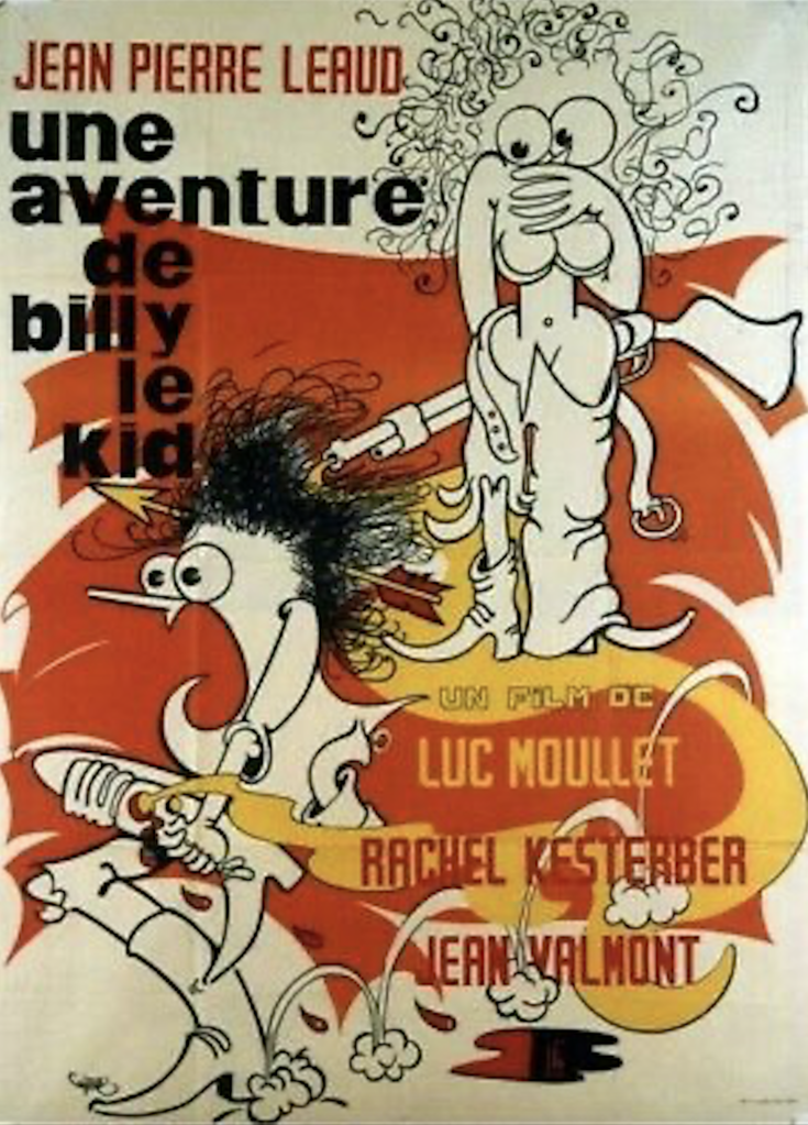 Une aventure de Billy le Kid