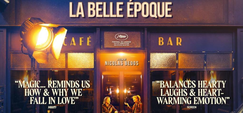 ¡La Belle époque supera el umbral del millón de espectadores en el extranjero!