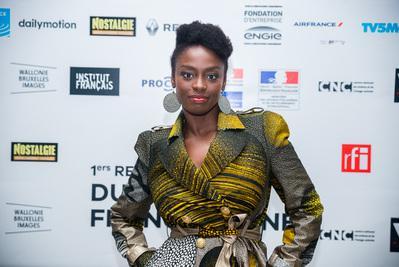 Review of the 1st Rendez-Vous with Francophone Cinema in Abidjan - Aïssa Maïga - © GK Studios