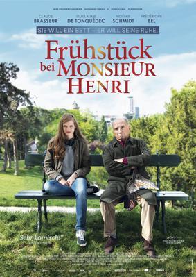 L'Étudiante et Monsieur Henri - Poster - Austria