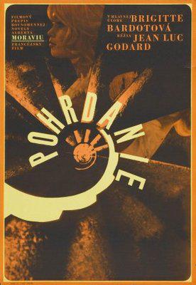 Contempt - Poster République tchèque