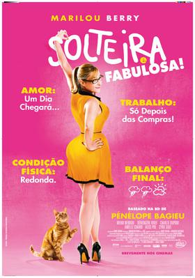 Josephine Single & Fabulous - Poster - Portugal