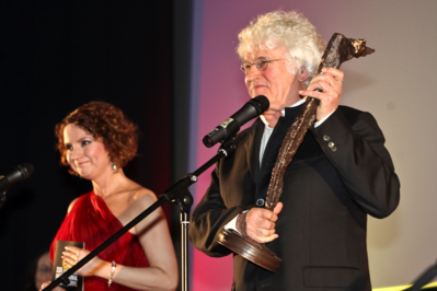 Jean-Jacques Annaud honored at the Prague Film Festival