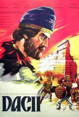 The Dacian - Poster Roumanie