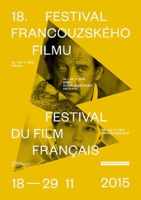 Praga - Festival de Cine Francés - 2015