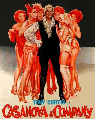 Treize femmes pour Casanova - Poster Italie