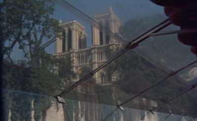 Paris d'une fenêtre
