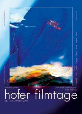 Festival international du film de Hof  - 2005