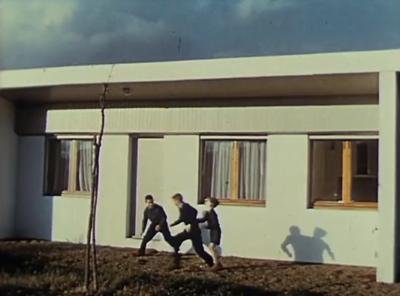 Quatre murs et un toit