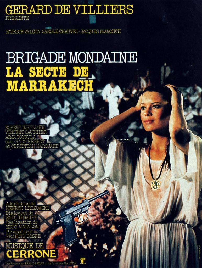 Brigade mondaine : secte de Marrakech