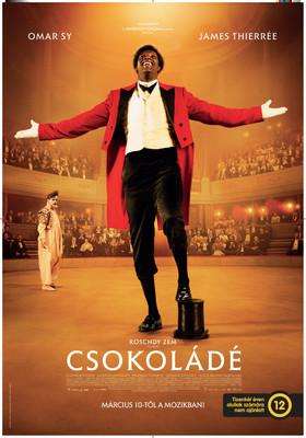 Monsieur Chocolat - Poster - Hungary