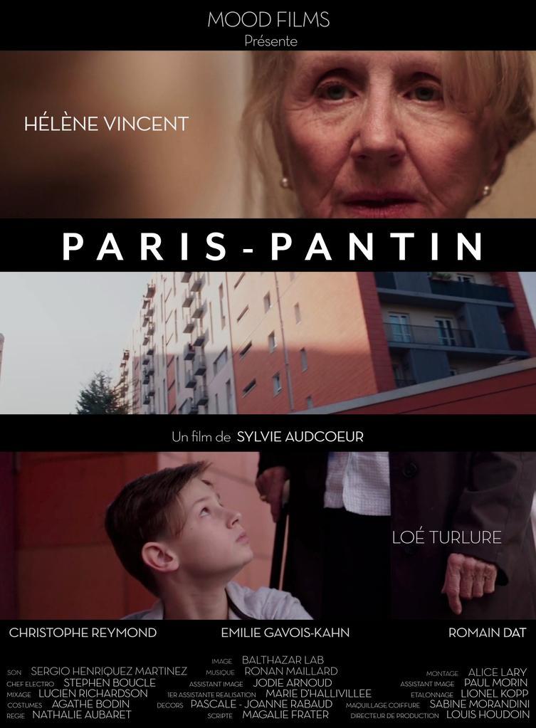 Paris-Pantin