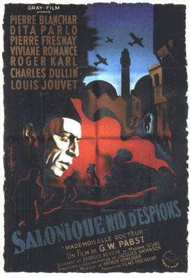 Salónica, nido de espías