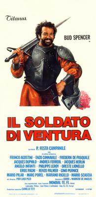 El Soldado de fortuna - Poster - Italie
