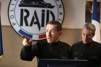 R.A.I.D. Special Unit - © David Koskas