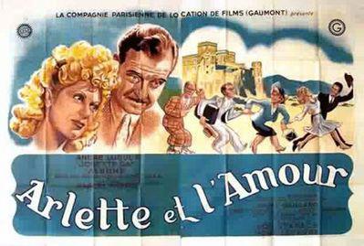 Arlette et l'amour