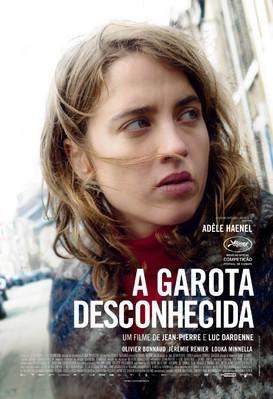 La Fille inconnue - Poster - Brazil