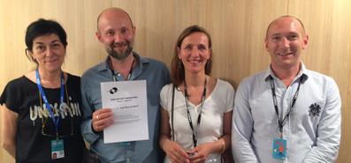 La société Les Films du Nord lauréate du 3ePrix Export UniFrance