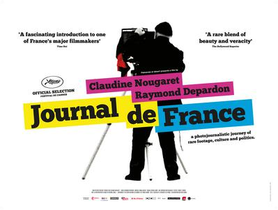 Journal de France - Poster - The United Kingdom