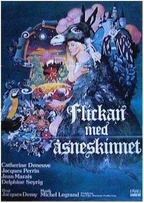 ロバと王女 - Affiche Allemagne