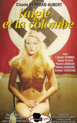 L'Aigle et la colombe - Jaquette VHS France