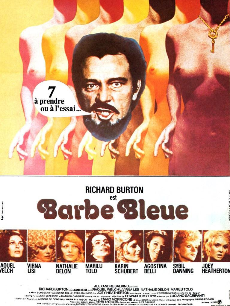 Barbe bleu - DVD (France)