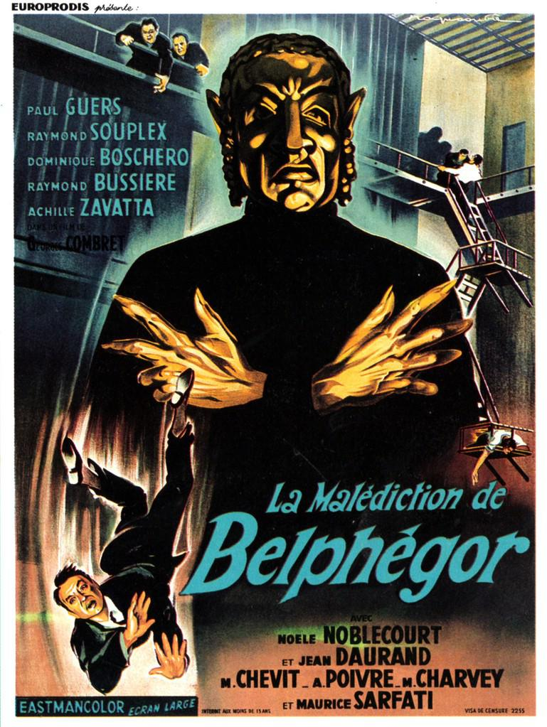 La Malédiction de Belphégor