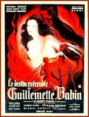 Le Destin exécrable de Guillemette Babin