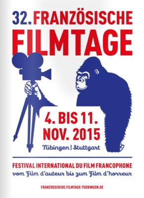 Festival Internacional de Cine Francófono de Tubinga | Stuttgart - 2015