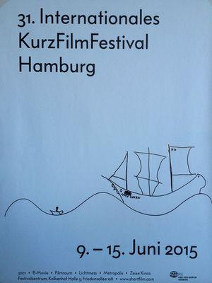 Festival international du court-métrage d'Hambourg - 2015