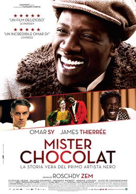 Chocolat - Poster - Italy