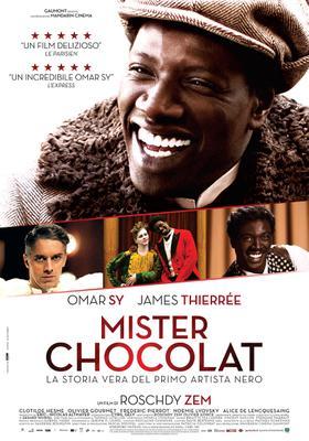 Monsieur Chocolat - Poster - Italy