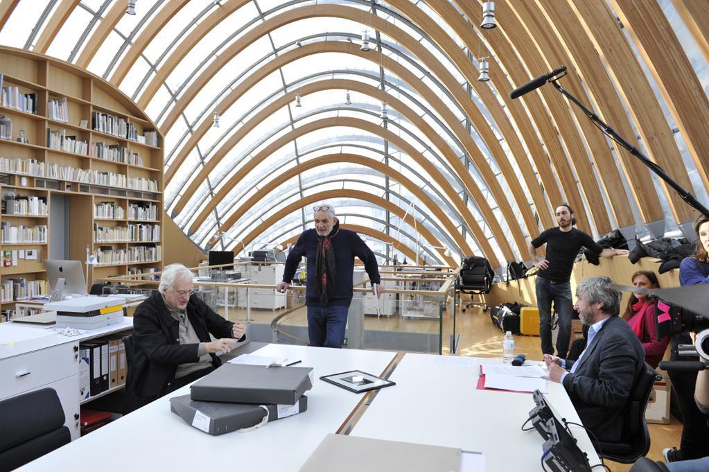Las Películas de mi vida, por Bertrand Tavernier - © Etienne George (Little Bear/Pathé Production/
