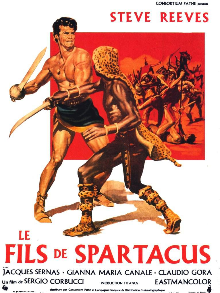 The Slave / Son of Spartacus